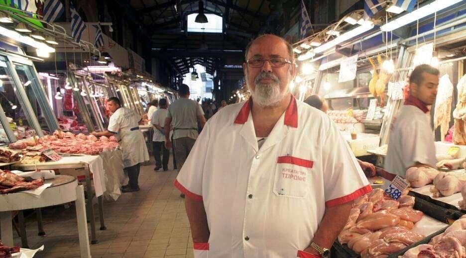 ΗΛΙΔΑ Κάμπος News - Πέθανε από κορονοιό ο Ηλείος πρόεδρος της Βαρβακείου  Αγοράς Κλεάνθης Τσιρώνης